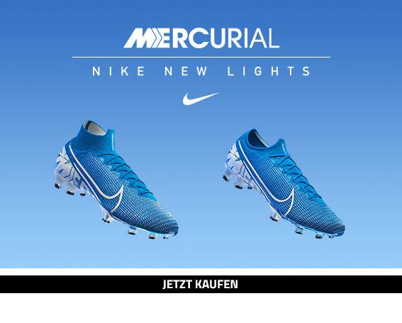 Nike New Lights Pack Mercurial