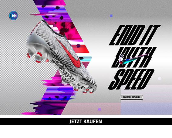 Nike NJR Silencio