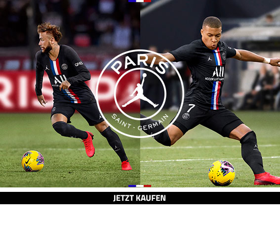 Nike Jordan x Paris Saint-Germain Fourth Jersey 2019/20