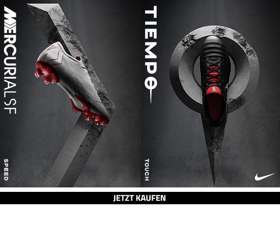Nike RAISED ON CONCRETE