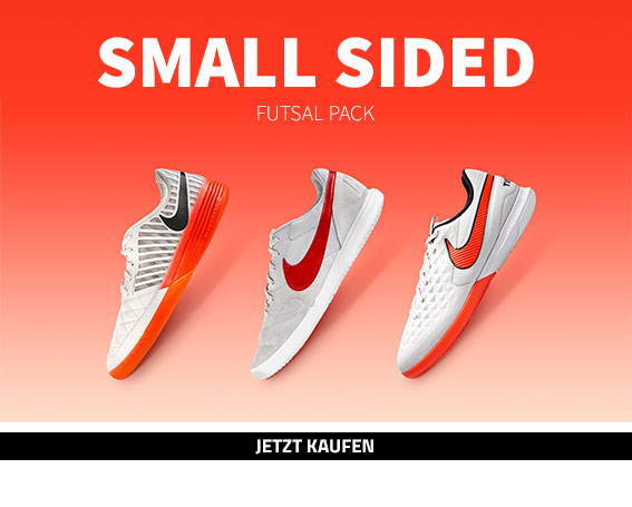 Slider Nike Small Sided Futsal Pack