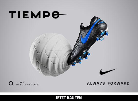Nike Tiempo 8 Legend Elite FG weiß & schwarz