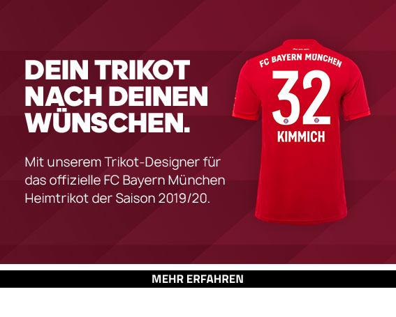 adidas FCB Trikot-Designer 19/20