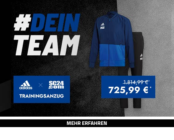 adidas x SC24.com Trainingsanzug Aktion