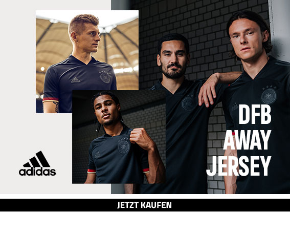adidas DFB Auswärtstrikot 2021