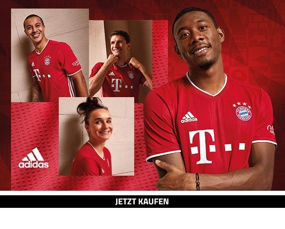 adidas FC Bayern München Heimtrikot 2020/2021