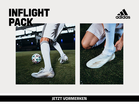 adidas Inflight Pack Kampagne