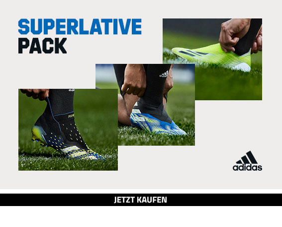 adidas Superlative Pack
