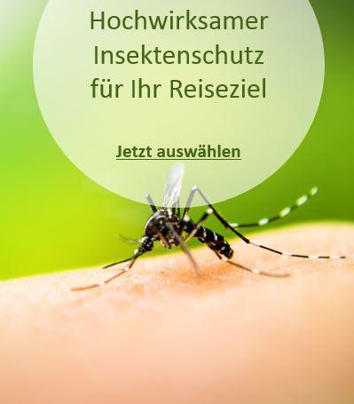 Hochwirksamer Insektenschutz