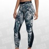 Pro Coral Print Tight Women