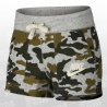 Camo Gym Vintage Sportswear Short Women