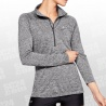 Tech 1/2 Zip LS Women