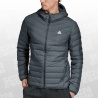 Varilite 3-Stripes Hooded Down Jacket
