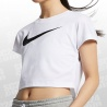 Swoosh Crop SS Top Women