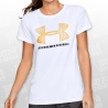 Tech Graphic Logo Tee Women