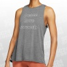 Yoga Training Tank Women