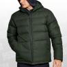 Sportstyle Hooded Down Jacket
