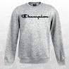 Crew Neck Logo Fleece Sweatshirt