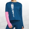 Icon Clash Therma Sphere Crew Top Women