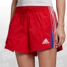Colorblocked 3 Stripe Short Women