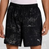 Run Graphic Woven 7 Inch Short
