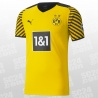 BVB Home Authentic Jersey 2021/2022