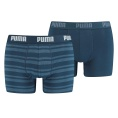 Heritage Stripe Boxer 2er Pack