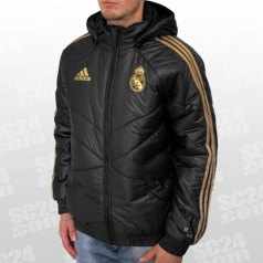 adidas | Real Madrid Padded Jacket | | Fußball