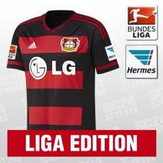 Bayer 04 Leverkusen Home Jersey 2015/2016