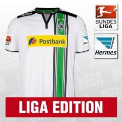 Borussia Mönchengladbach Home Jersey 2015/16