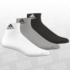 Performance Ankle Thin Socks 3Pack