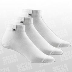 Performance Label Crew Thin Socks 3Pack