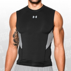 HeatGear CoolSwitch Compression SL Tee
