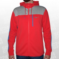 Advance 15 Fleece FZ Hoody