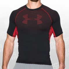 HeatGear Graphic Compression SS Tee
