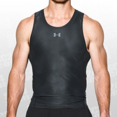 HeatGear Compression Printed Tank