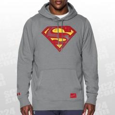 Retro Superman Triblend Hoody