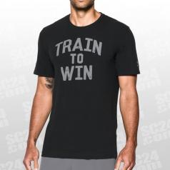 Train To Win SS Tee