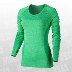 Dri-FIT Knit LS Women