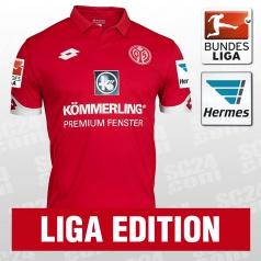 FSV Mainz 05 Home Jersey 2016/2017