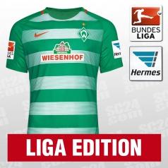 Werder Bremen SS Home Jersey 2016/2017