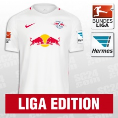 RB Leipzig SS Home Jersey 2016/2017