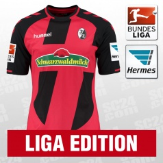 SC Freiburg Home Jersey 2016/2017