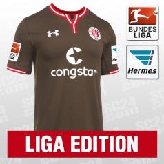 FC St. Pauli Home Jersey 2016/2017