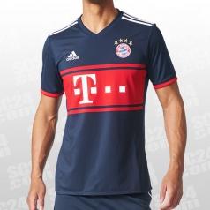 FC Bayern Away Jersey 2017/2018