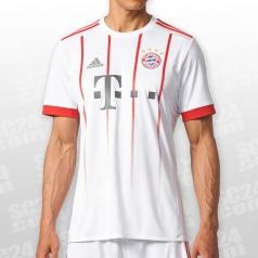 FC Bayern UCL Jersey 2017/2018