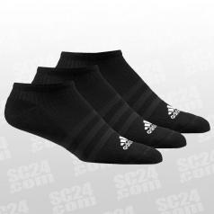 3S Performance No-Show HC Socks 3Pack