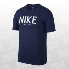 Sportswear Wording Tee