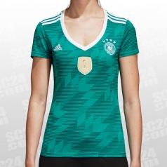 DFB Away Jersey 2018 Women