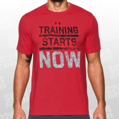 Training Starts Now SS Tee